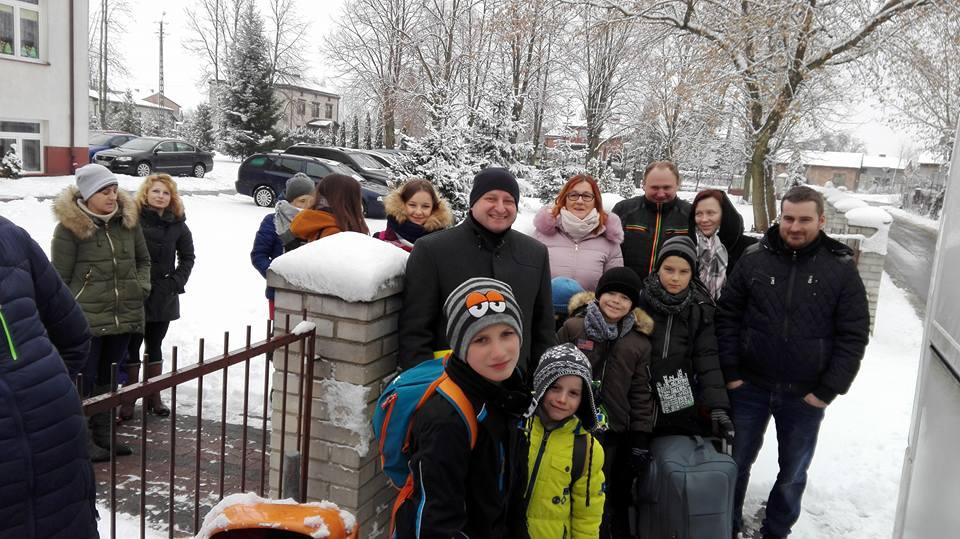 Ferie zimowe dla dzieci z terenu gminy Widawa